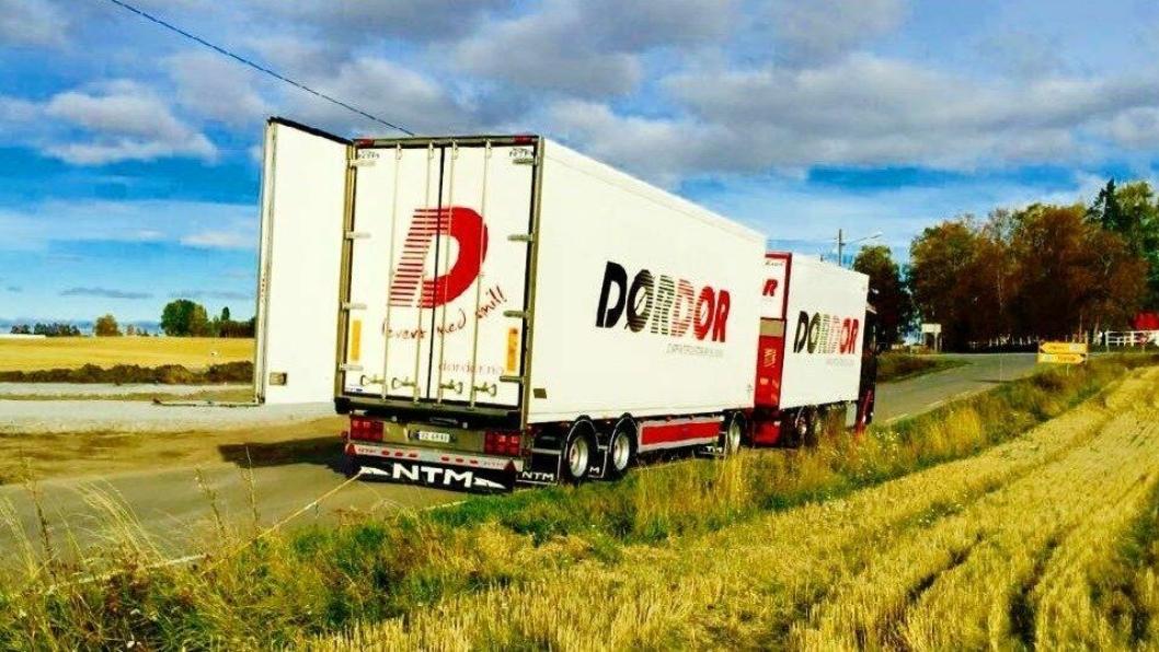 DørDør AS er en uavhengig logistikk aktør med lokal eierstruktur godt forankret på Jevnaker.
