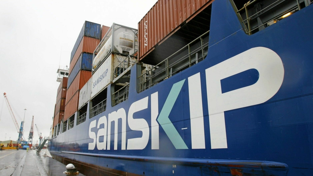 Sjøtransporten er den mest klimavennlige transportformen for gods, ifølge ny klimarapport.