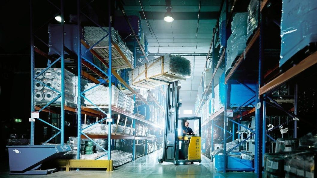 RST Logistics er på god vei til å bli en ledende aktør innen tredjepartslogistikk i Norge.Foto: RST Logistics