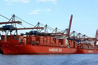 Maersk vurderer å kjøpe Hamburg Süd