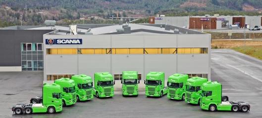 Bring har kjøpt 250 lastebiler