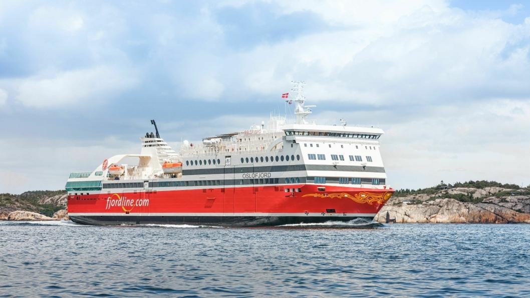 M/S Oslofjord skal oppgraderes og får samtidig selskap av en helt ny ferge på ruten Sandefjord - Strømstad.