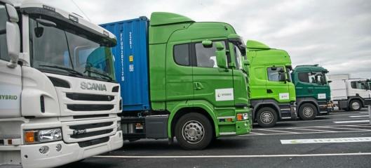 Logistikk- og transportjubel