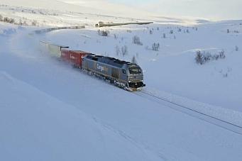 Tine flytter melketransport til jernbane
