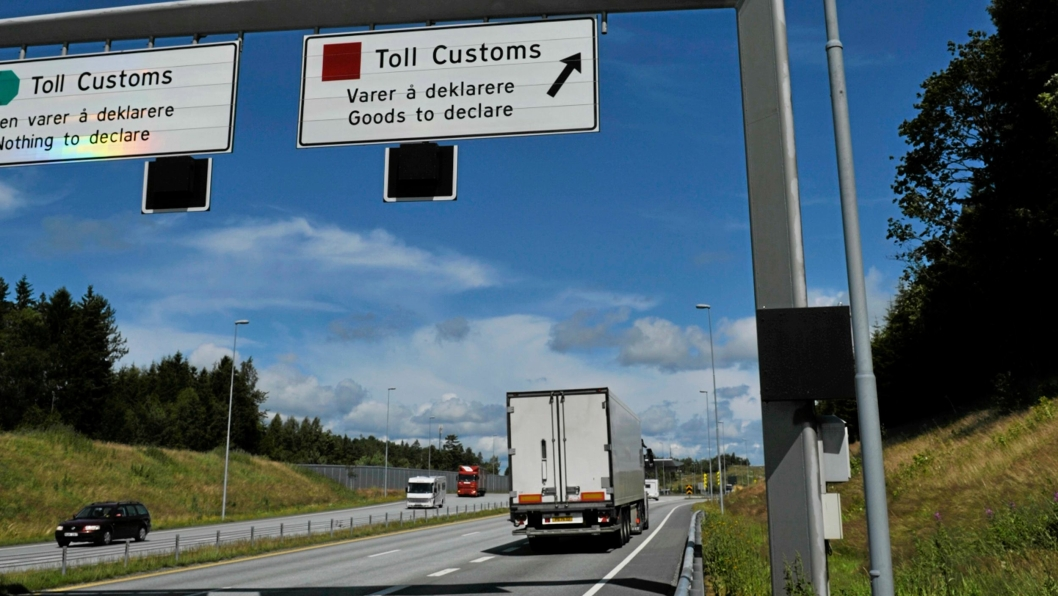 Ny tollhåndteringstjeneste forenkler  vareflyten fra Norge til EU.