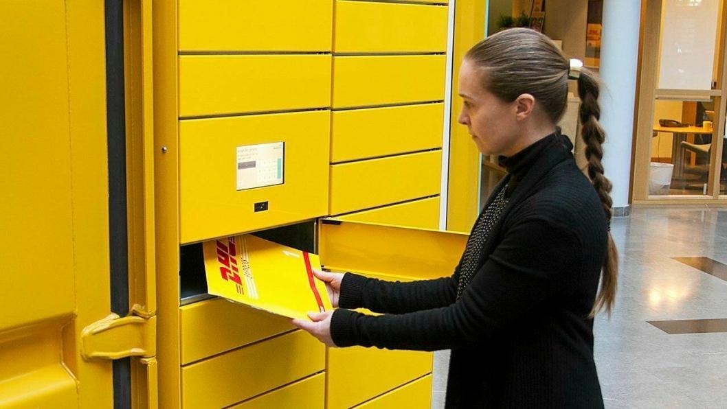 DHL vil øke antallet ServicePoints til ca. 300 i Norge.