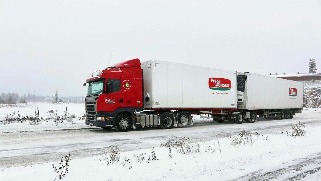 Transport- og logistikkselskapet Frode Laursen knytter seg nærmere til veisystemet mellom Göteborg Havn, Stockholm og Landvetter med nytt logistikklager.