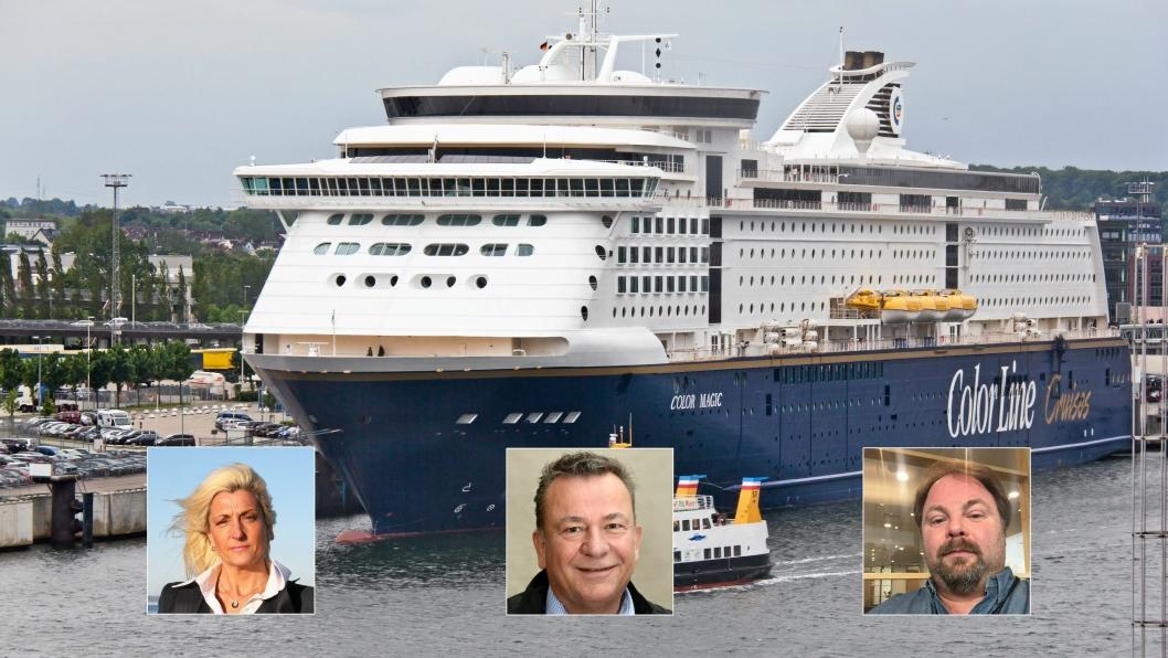 Lorna Stangeland ( Vectura), Knut Aaland (ASKO) og Nils Pedersen (Coop) er tre av mange spennende foredagsholdere på årets Kiel-konferanse.