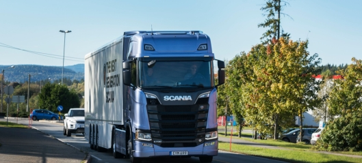 Supersterk sluttspurt fra Scania