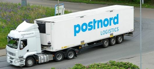Posten: - PostNord og Schenker roter seg bort