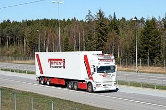 Toten Transport etablerer seg i Danmark
