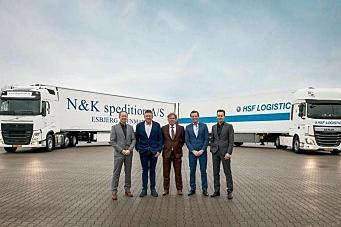 Skaper ny logistikk-gigant
