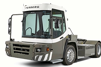 Ny type terminaltraktor fra Terberg