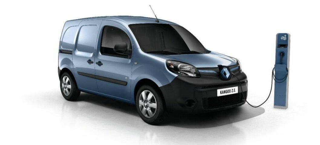 Renault Kangoo.