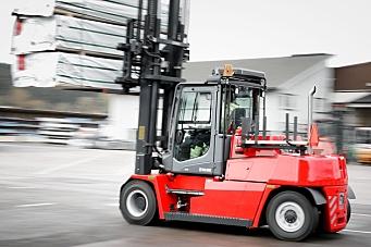 Ny truck-serie fra Kalmar