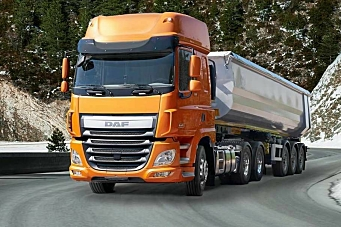 Etablerer ny norsk DAF-importør