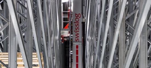 Swisslog leverer til Oriola