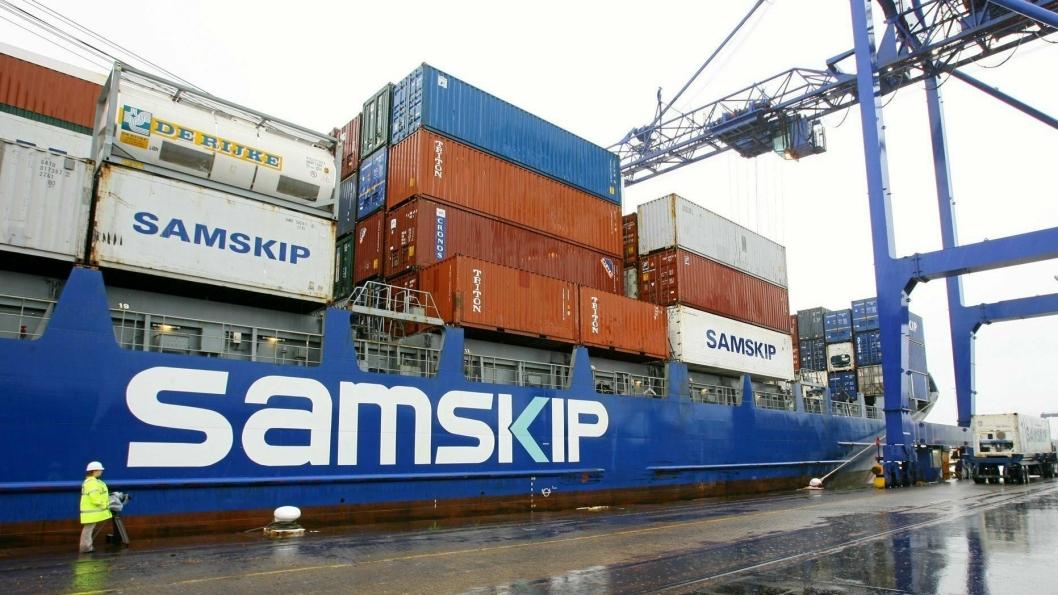 Samskip lanserer fra neste uke optimaliserte ruter i Oslofjorden.