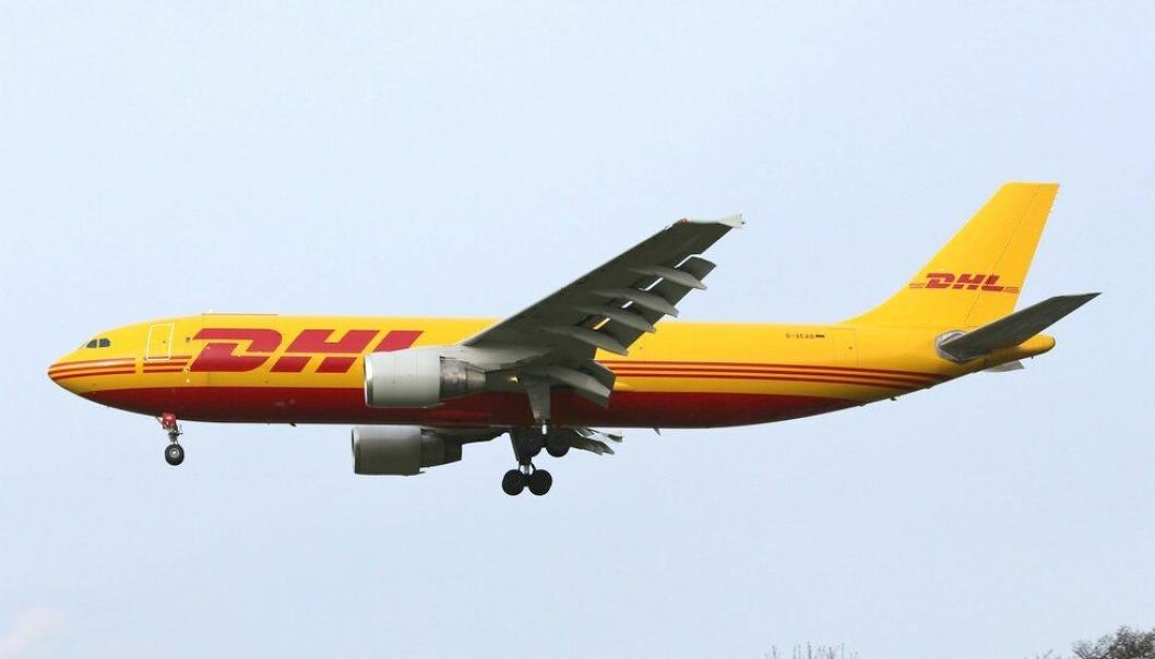 DHL planlegger å fly en Airbus A300 med kapasitet på 40 tonn fra Lakselv til Oslo.