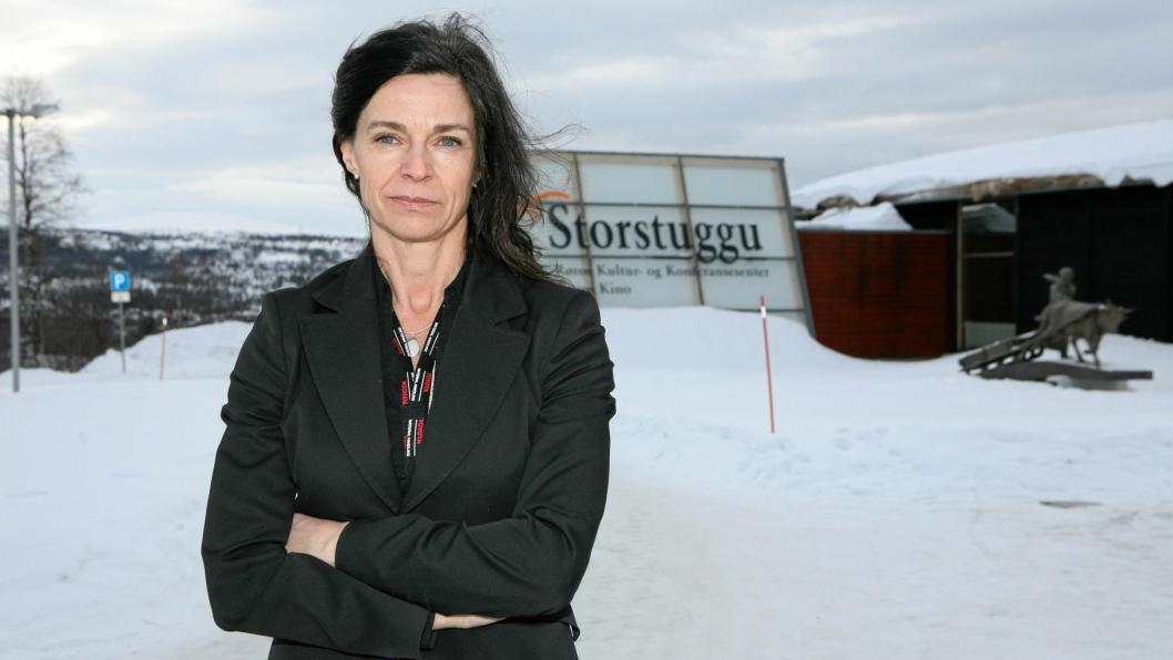 Vi traff en innsatsvillig og pågående Laila Rognli på Røroskonferansen. Hun vil fremover og tok styringen i OTTS på strak arm.Foto: Per Dagfinn Wolden
