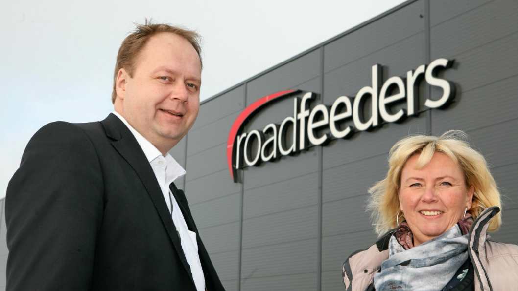 Søskenparet Lene og Lars Inge Mellum har startet en ny og spennende epoke i selskapets historie. Foto: Per Dagfinn Wolden