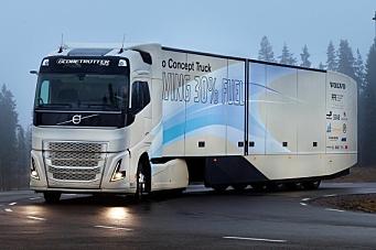 Volvos nye hybridkjøretøy