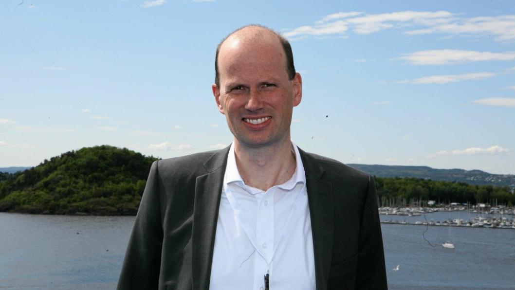 Lars Arne Brøttem er ny konsernsjef i Miniekspress etter 20 år i Schenker. Foto: Per Dagfinn Wolden