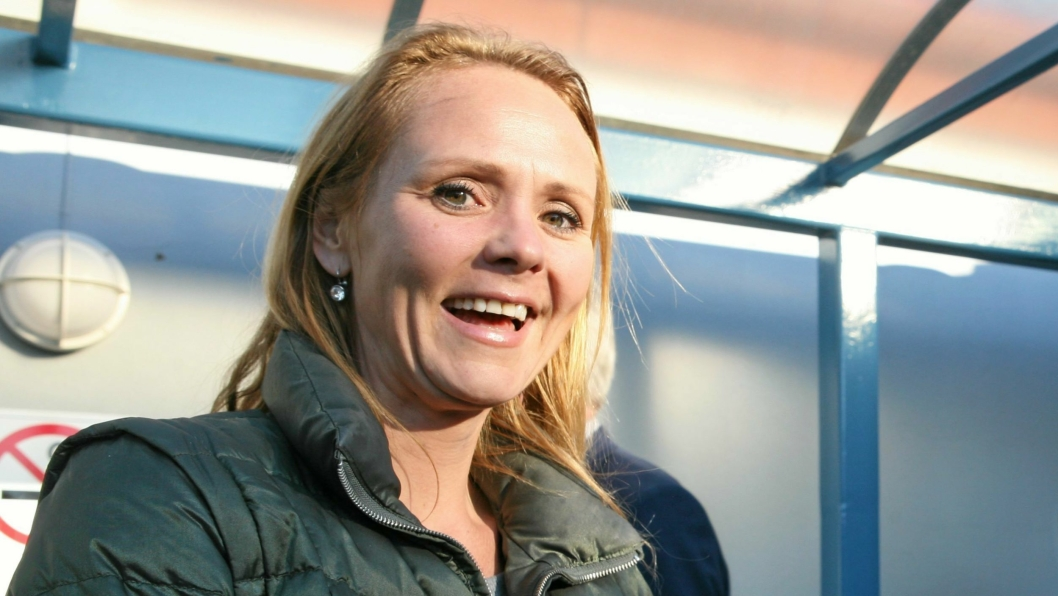 Som stortingsrepresentant har kulturminister Linda Hofstad Helleland (H) i en årrekke kjempet for å få bevilget penger til en ny godsterminal.Foto: Per Dagfinn Wolden