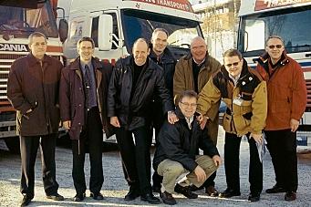 Fra Toten Transport til LRN