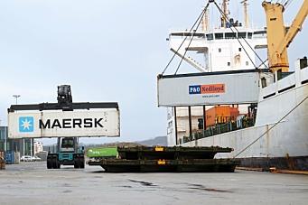 Nedgang i sjøtransporten