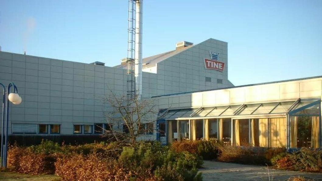 Tines meier i Sem i Vestfold ble rammet av en truckbrann. Det kan få konsekvenser for kundene.