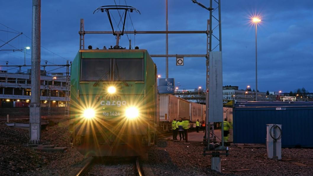 Et nytt IT-system skal gi både Green Cargo og kundene bedre oversikt og brukervennlighet.
