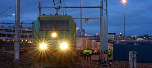 Ny IT-løsning løfter Green Cargo