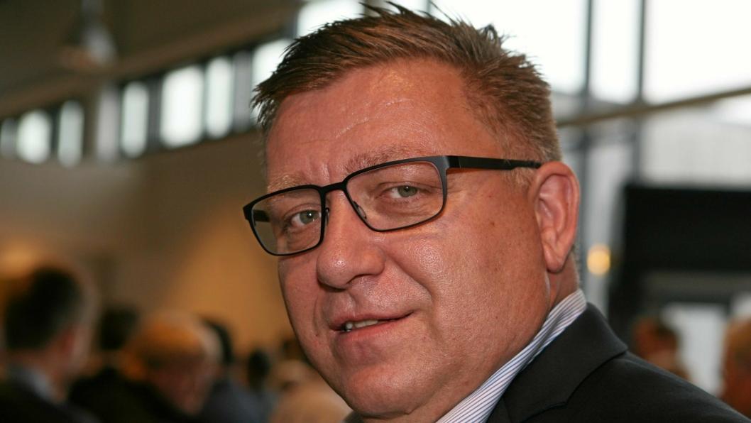 - Vi må unngå løsninger som setter yrkessjåfører i ekstra fare, sier Geir. A Mo. Foto: Per Dagfinn Wolden