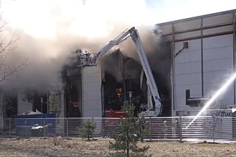 Asko-brannen kostet 200 millioner