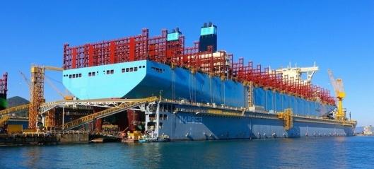 Nå Maersk Madrid størst i verden