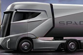 Musk: - Lastebilsjåføren trengs enda noen år