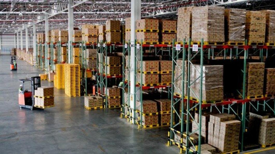 Det etableres logistikkplattformer gjennom gigantiske logistikkfond.