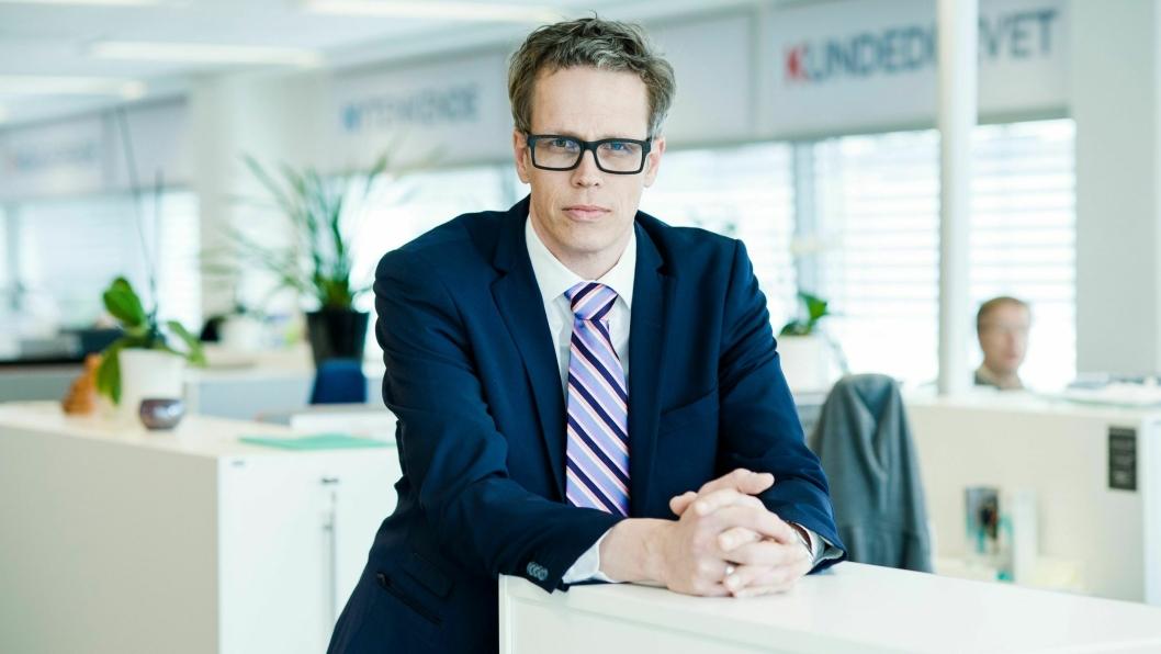 dm. dir. i Standard Norge, Jacob Mehus, er fornøyd med at resten av Europa vil bruke den kunnskapen norsk sjømatindustri har utviklet når det gjelder merking- og sporbarhetsprosesser