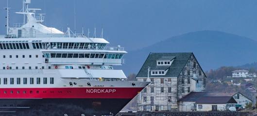 Stor konkurranse for Hurtigruten