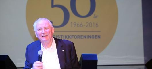 Arne Wasa er gått bort