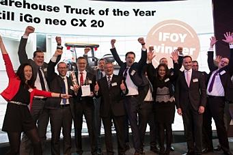 Her er årets beste trucker
