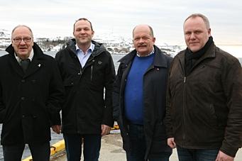 Internasjonalt havne-samarbeid