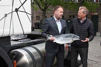 Tungbil-revolusjon med biogass