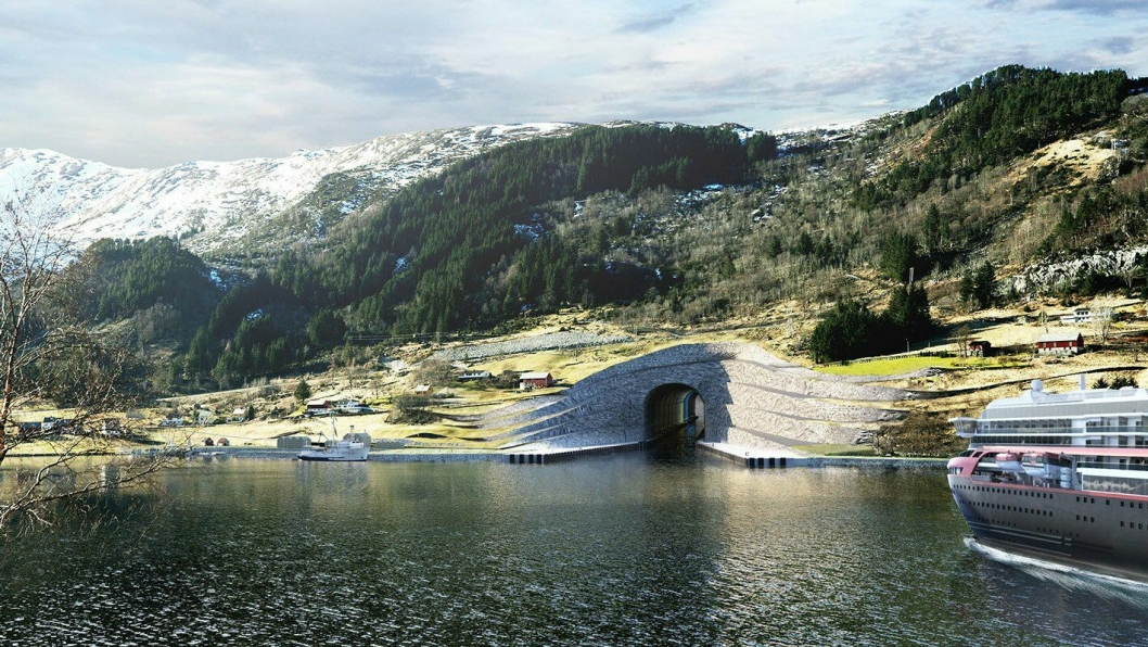 Tunnelen skal etter planen påbegynnes i løpet av femårsperioden 2018-2023.