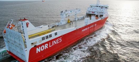 Unik Nor Lines-avtale