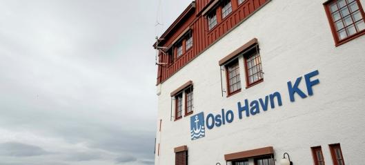 Disse vil bli havnedirektør i Oslo