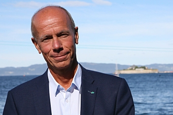 Trondheims havnedirektør har sagt opp