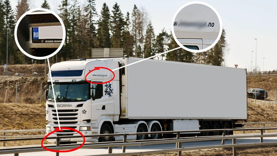 NLF mener dette er eksempel på utenlandske transportører som tydelig signaliserer at Norge er hovedmarkedet