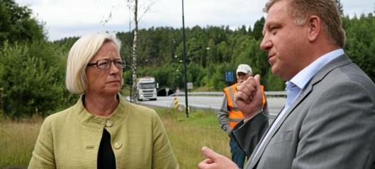 NLF-sjefen betenkt til tunnel-valg